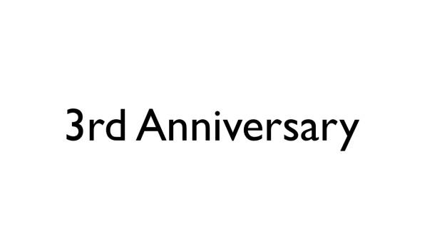 PreetiRang 3rd Anniversary